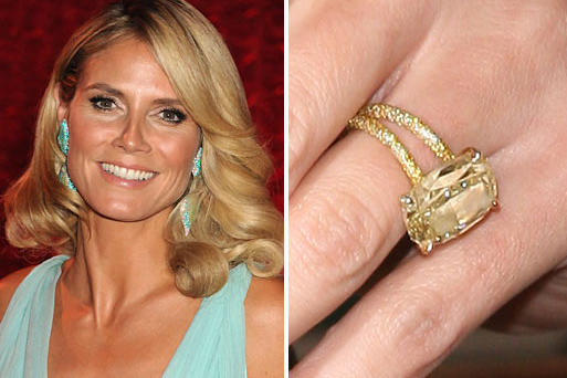 Model And Business Maven Heidi Klum Is Divorced From Seal But Proudly Wore This 10