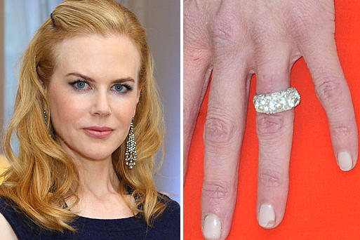 Aussie Actress Nicole Kidman Exchanged Vows With Country Singer Keith Urban In Sydney She Pairs