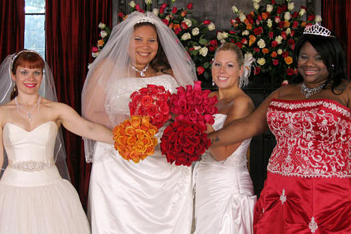 The Brides Four Weddings 2009