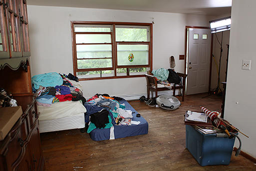 Karen S Home Front Room After