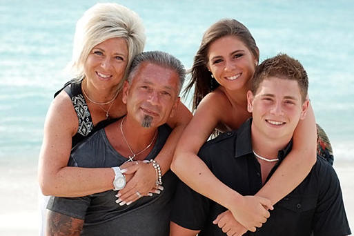 Theresa Caputo's Family