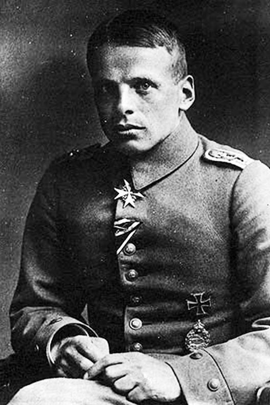 Though he did not reach the numbers that some of his German contemporaries did Oswald Boelcke was a pioneer tactician who greatly influenced generations of German combat aviators. He died during a soft crash landing because he didn't properly buckle up.