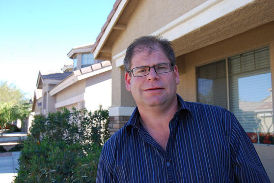 """Known as the """"King of the East Valley,"""" Doug Hopkins is the man to beat in the Phoenix real estate auction market."""