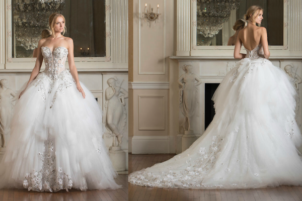 Pnina Tornai\'s Favorite Ball Gowns   Say Yes to the Dress   TLC
