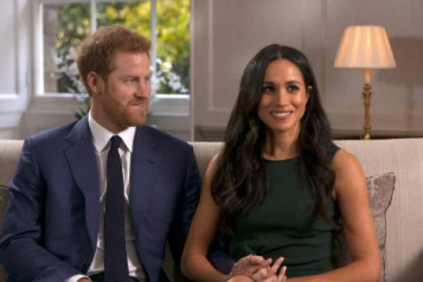 Watch The Prince Harry Meghan Markle Special