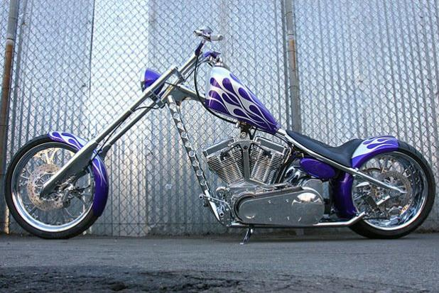 Jesse James Choppers Pictures American Chopper Discovery