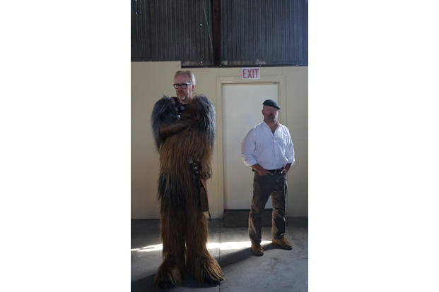 Chewbacca is Adam Savage's favorite