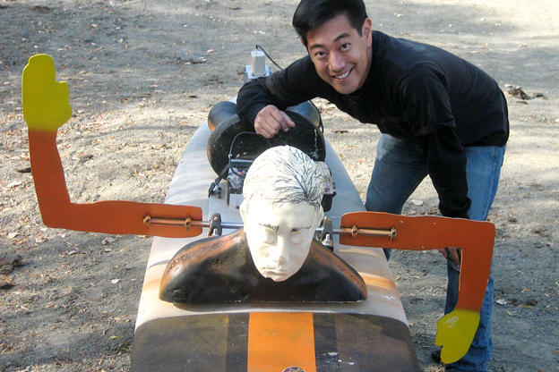 Grant Imahara Pictures Mythbusters Discovery