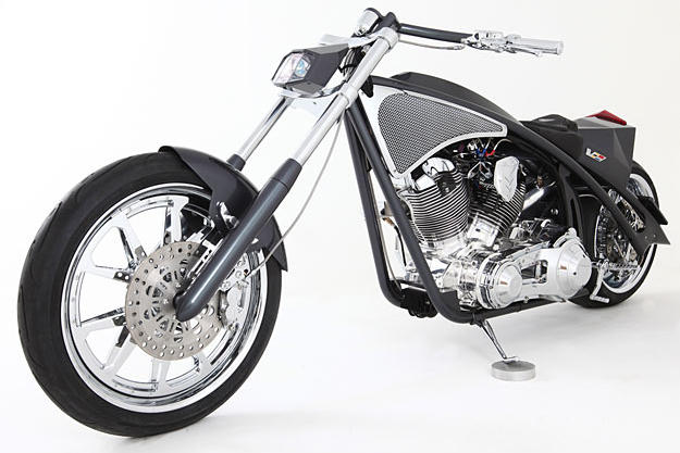 OCC's Cadillac Bike Pictures   American Chopper   Discovery