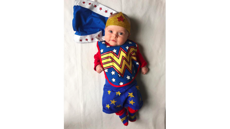 Superhero  sc 1 st  TLC.com & These Babies Would Definitely Win A Costume Contest | TLCme | TLC