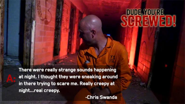 Chris Swanda