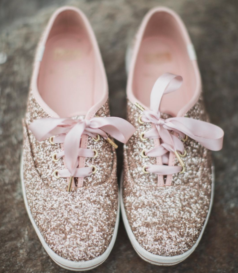 20 Bridal Shoes That Aren't The Classic Neutral Heels