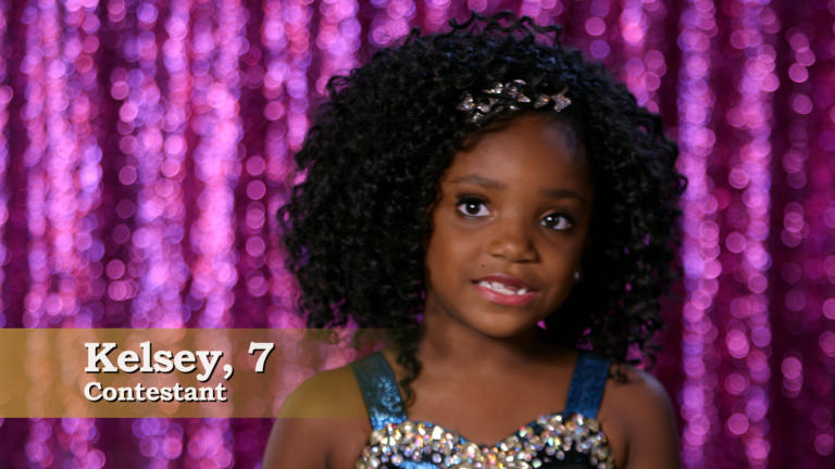 Little Miss Black USA pageant