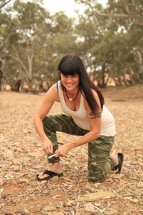 laura from naked and afraid