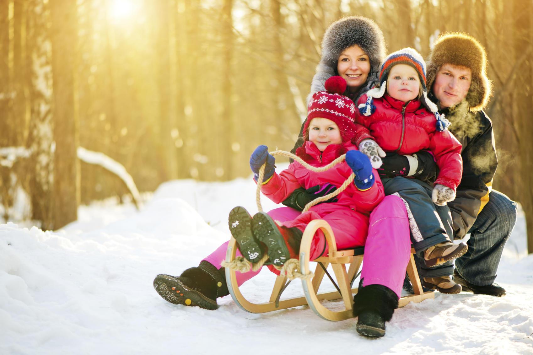 Christmas Photo Shoot Ideas Retouching Sample