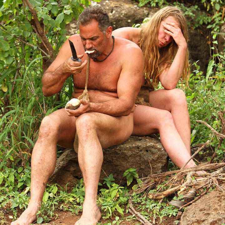 Melissa Miller, Naked And Afraid