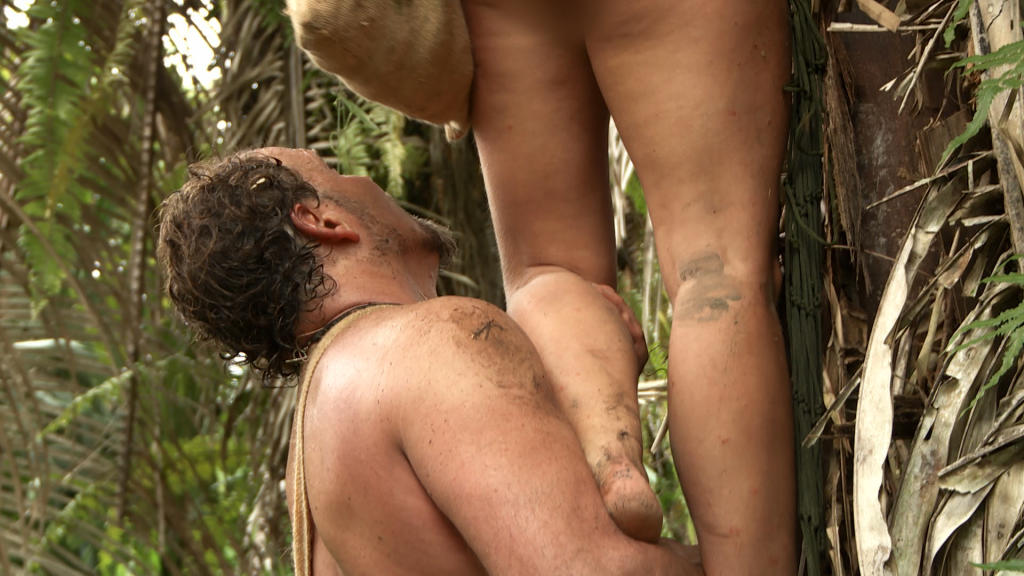 naked and afraid uncensored nude pussy