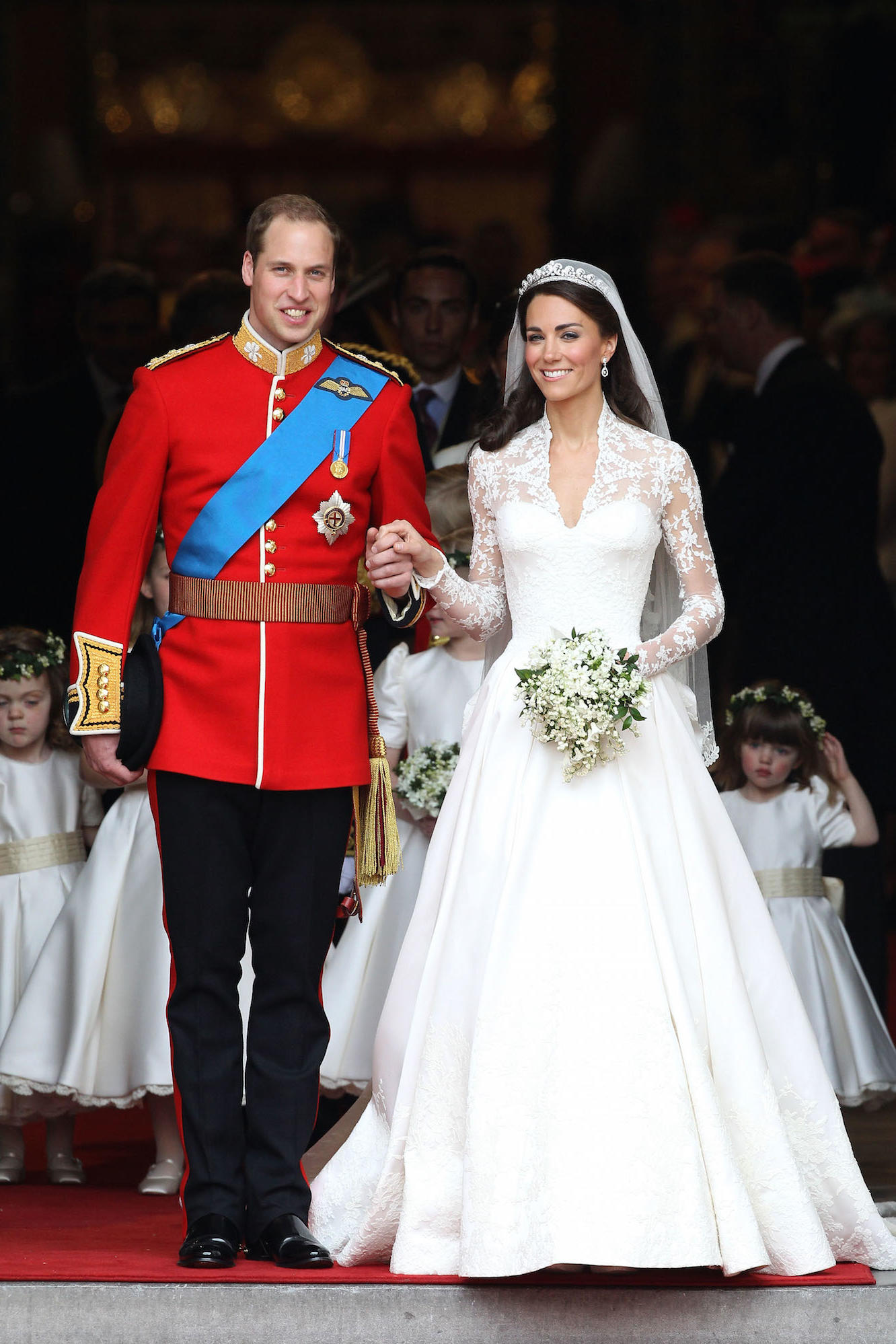 11 celebrity bridal gowns inspired by kate middleton s iconic