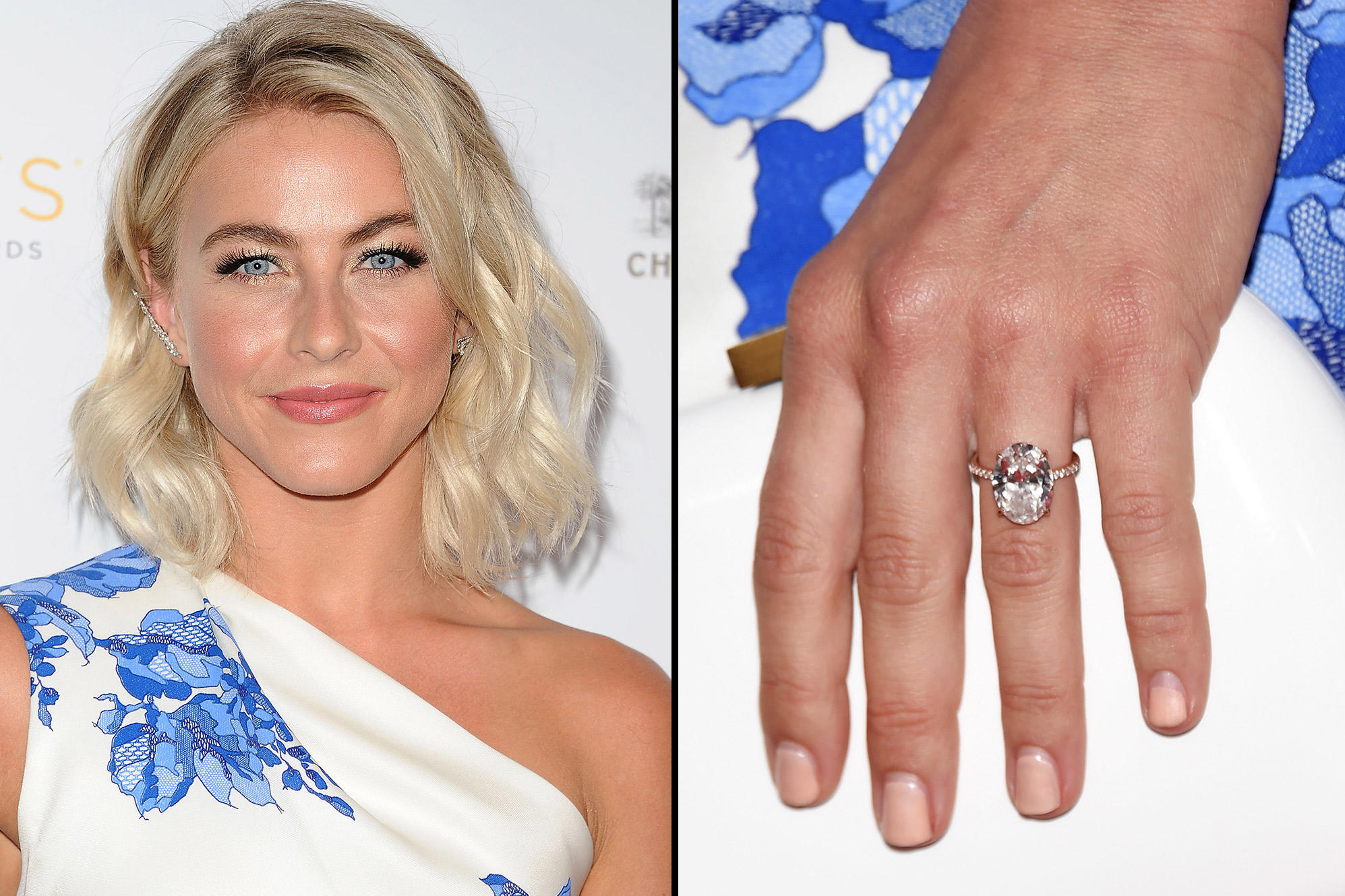 Engagement Rings 2017 Julianne Hough