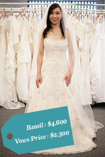 Vows Wedding Dresses I Found The Gown - Wedding Dresses ...